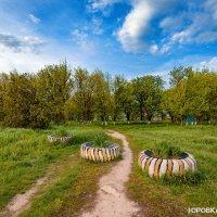 Юровка, 19 апреля :: Михаил Тихонов