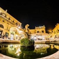 Фонтан на площади Ното. Италия. Сицилия. :: Ашот ASHOT Григорян GRIGORYAN