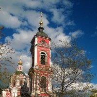 Вознесенская церковь :: Николай Дони