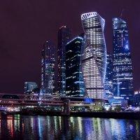 Москва-Сити :: Антон Богданов