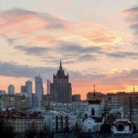 Закатное :: Наталья Рыжкова