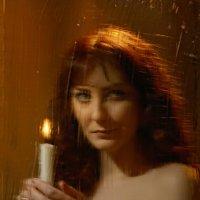 портрет со свечой :: Александр Шахмин