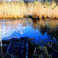 Мосток поднебесный ... :: Евгений Юрков