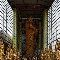Храм богини Гуань :: Олег Фролов