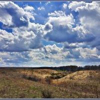 Небо в апреле :: gregory `