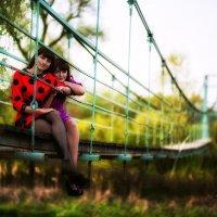 На мостике :: Сергей
