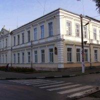 Стрыйская  гимназия :: Андрей  Васильевич Коляскин