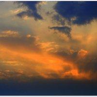 Закатные лучики. :: Мила Бовкун