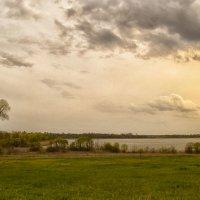 Старомалыничское озеро :: Марина