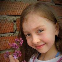 Пятилепестковое счастье :: Сергей Чиняев