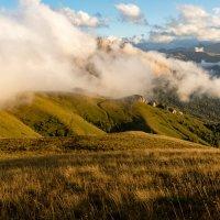 Тропинки к облакам :: Александр Плеханов