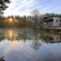 Дом восходящего солнца... :: Андрей Войцехов