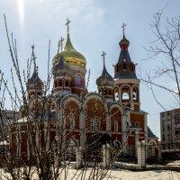 весенний храм :: gribushko грибушко Николай