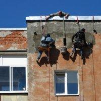 Работа на троих :: Валерий Чепкасов