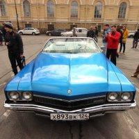 Buick Invicta Convertible :: Вера Моисеева
