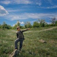 """Из фотопрогулки """"Наш юный турист"""" :: Ксения Довгопол"""