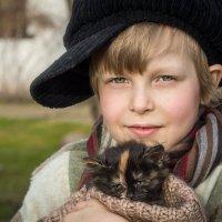 Тёплая весенняя история :: Nataliya Belova