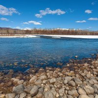 Берег реки :: Анатолий Иргл