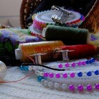 Швейный переполох :: Елена Фалилеева-Диомидова