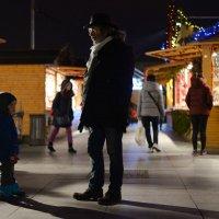 на рождественской ярмарке в Страсбурге :: Elvira Tabisheva Peirano