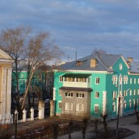 старый город.. :: александр дмитриев