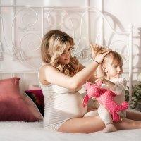 Ольга и Лиза :: Ангелина Косова