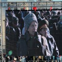 На параде :: Татьяна Гузева