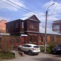 Старинный дом на ул. Некрасова :: Tarka