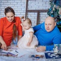 История  семьи :: Снежана Горькая