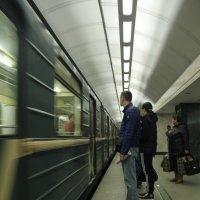Поезд прибыл :: Margarita Pavlova