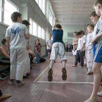 Прыжки в длину... :: Sergey Apinis