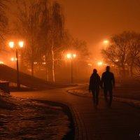Вечер для двоих ( из серии Прогулки по Тамбову) :: Сергей