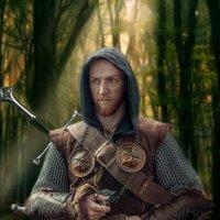 Рыцарь Сумрачного леса :: Виктор Седов
