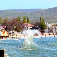 Встречная волна :: Виктор Шандыбин