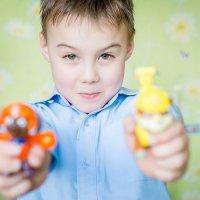 Дети :: Алексей Хоноруин