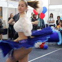 Танцовщица :: людмила Миронова