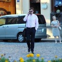 В розовой рубашке. :: Larisa Gavlovskaya