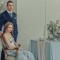Лиза и Иван :: Алексей Шеметьев