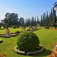 vit5  Бахайские сады, Акко :: Vitaly Faiv