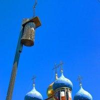 Неподсудна синева России... :: Лесо-Вед (Баранов)