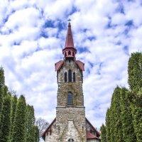 Церковь :: Сергей Потичко