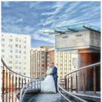 свадебная прогулка :: Олеся Рогулёва