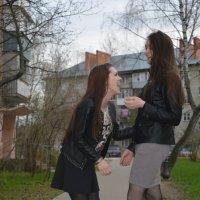 Курочки мои :: Nastasia Nikitina