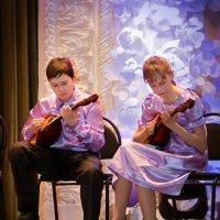 Несколько кадров с отчетного концерта нашей Школы Искусств :: Дарья Казбанова