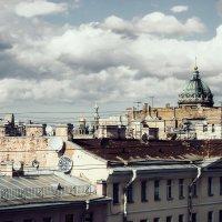 крыши старого города :: Iuliia Efremova