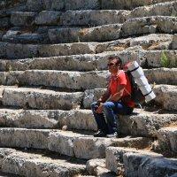 древний театр :: İsmail Arda arda