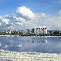 Набережная Архангельска :: Виктор Заморков