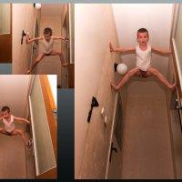 Человек-паук все таки существует... :: Сергей Форос
