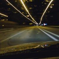 Снова в ночь летят дороги :: Виталий Павлов