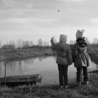 У тихого пруда :: Денис Зорин